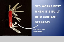SEO MOZ - SEO wordks when it's built into content strategy
